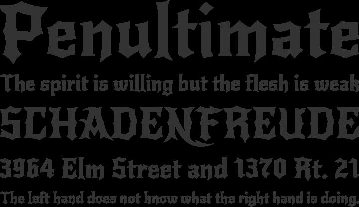 new rocker font free by impallari type font squirrel