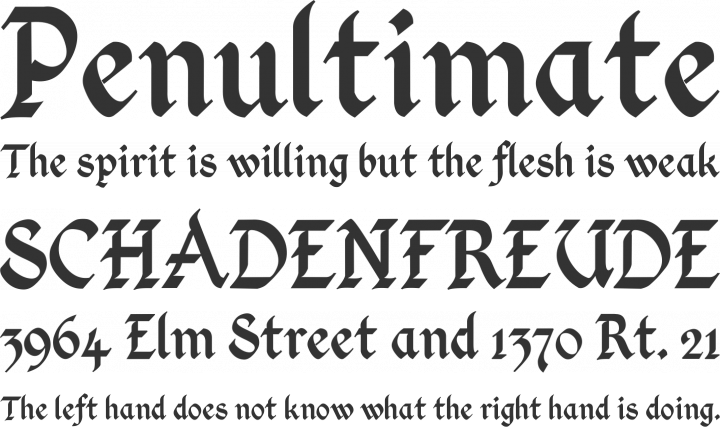 Kingthings Calligraphica Font Free By Kingthings Font