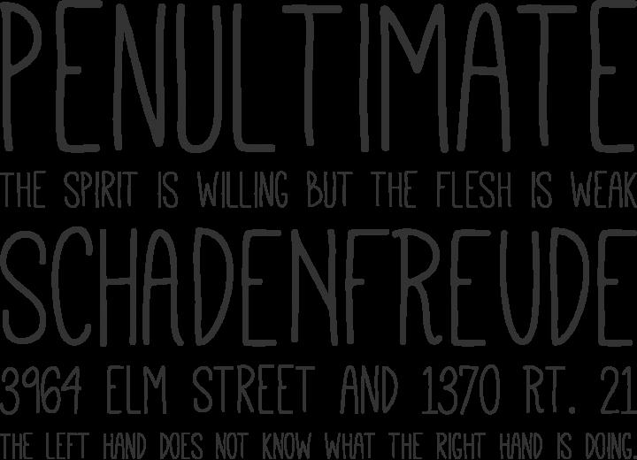 mathlete font free by mattox font squirrel